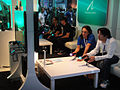 E3 2011 - playing games at the Sony booth (5822669960).jpg