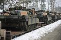 EAS M1A2s arrive in Grafenwoehr (12234865636).jpg
