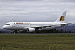 EC-LUC A320 Iberia Express SCQ 02.jpg