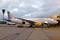 EC-MBF - A320 - SkyWork Airlines