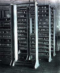 EDSAC was one of the first computers to implement the stored program (von Neumann) architecture.