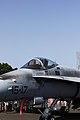 EF-18 Hornet - Jornada de puertas abiertas del aeródromo militar de Lavacolla - 2018 - 02.jpg