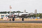 EGLF - North American B-25J Mitchell - N6123C (43790856851).jpg