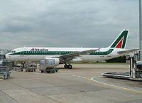 EI-IKF - A320 - Alitalia