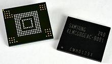 Sistemas de Memoria Secundaria/Memorias eMMC - Wikilibros