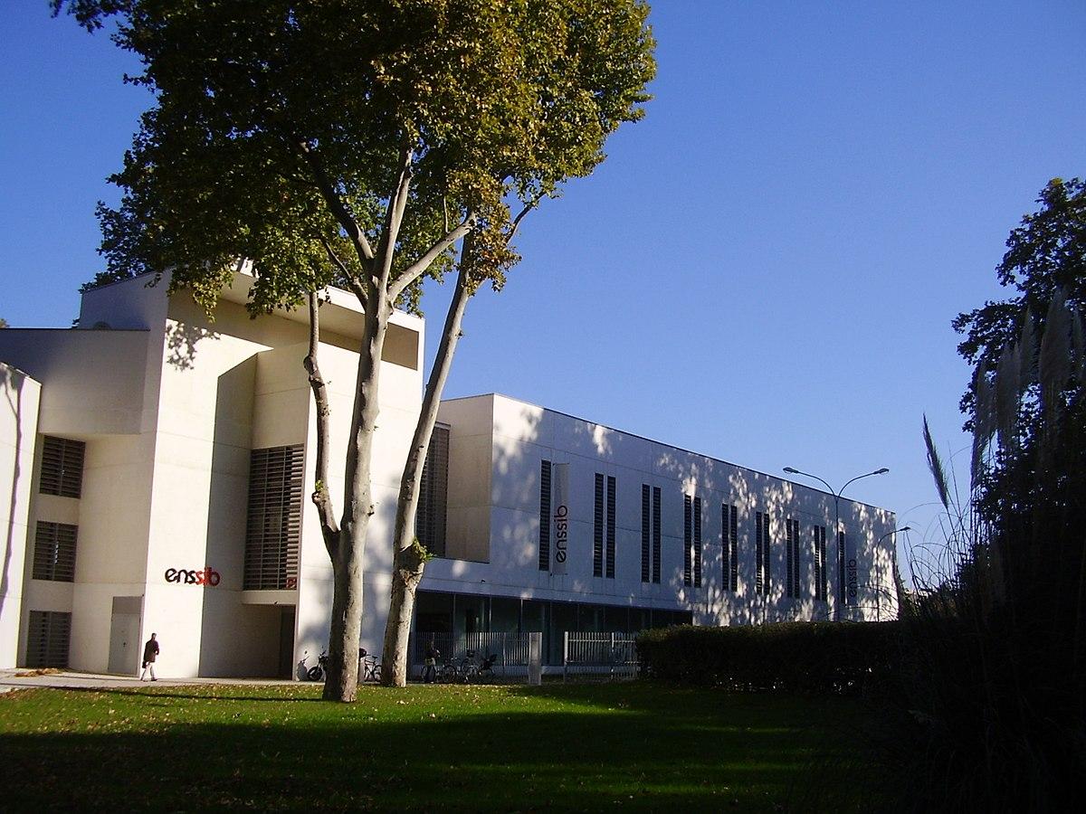 Bibliothèque Ste Foy Les Lyon École nationale supérieure des sciences de l'information et