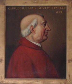 Guillaume d'Estouteville - Image: ESTOUTEVILLE GUILLAUME