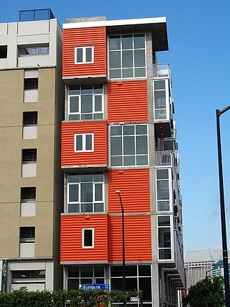 East Village, San Diego - Modern studio apartments in East Village
