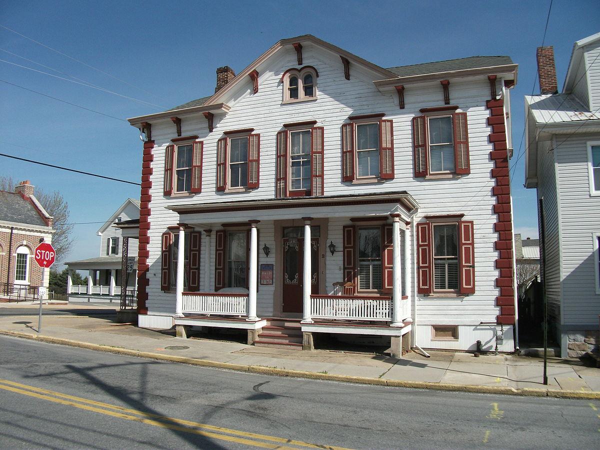 east prospect Ist prospekt (engl east prospect) je grad u američkoj saveznoj državi pensilvanija.