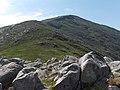 East ridge of Beinn nan Aighenan - geograph.org.uk - 204070.jpg