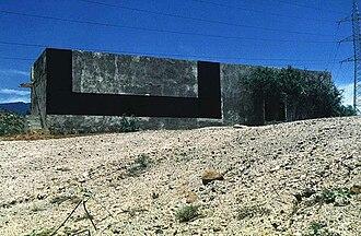 Eberhard Bosslet - Image: Eberhard Bosslet Intervention Begleiterscheinung VII 1990