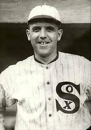 Knuckleball - Eddie Cicotte, who is sometimes credited with inventing the knuckleball