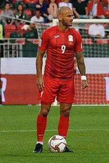 Edgar Bernhardt Kyrgyzstani-German footballer