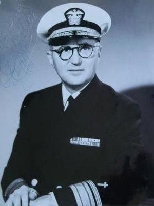 Chief of Chaplains of the United States Navy - Image: Edward Harp