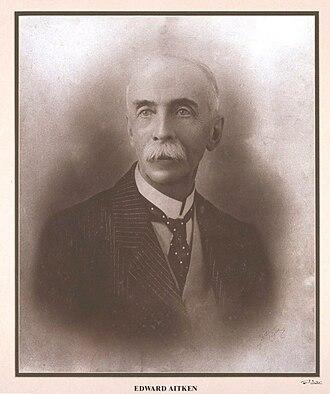 Aitken Spence - Edward Aitken
