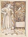 Edward Burne-Jones - Pyramus and Thisbe - Pyramus Draws His Sword to Slay Himself - Google Art Project.jpg