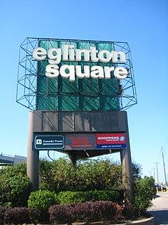 Eglinton Square Shopping Centre