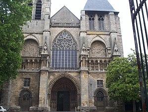Roman Catholic Diocese of Le Mans - Notre-Dame de la Couture