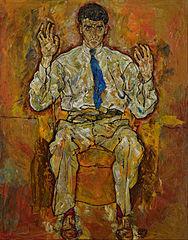 Portrait of Paris von Gtersloh (1887-1973)