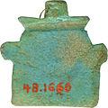 Egyptian - Bes Mask - Walters 481660 - Back.jpg