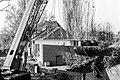 Einbau Ersatzbrücke Gütergleis, Eisenbahnunterführung van-Gülpen-Straße, Emmerich am Rhein-1017.jpg