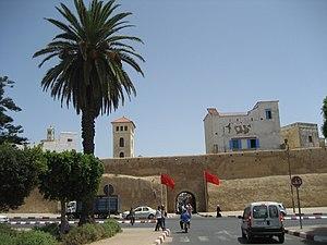 El Jadida - Ramparts of El Jadida