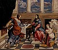 El Greco -Christ in the House of Mary and Martha.jpg