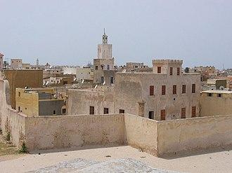 El Jadida - Panorama of El Jadida