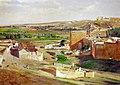 El arrabal de Afuera de Aureliano Beruete, Toledo 1901.jpg
