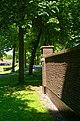 Elburg - Oostwal - View NW along Jewish Cemetery.jpg