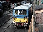 Electro Diesel Locomotive | RM.
