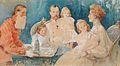 Elena Samokish-Sudkovskaya Tsar and family 1902.jpg