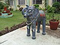 Elephant on the yard - panoramio.jpg