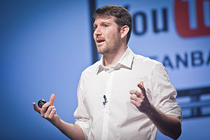 Eli Pariser - Pariser at the PopTech 2010 conference in Camden, Maine