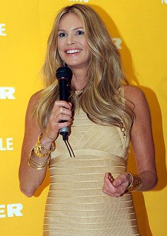 Elle Macpherson - Macpherson in Sydney in 2011