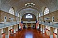 Ellis Island - Great Hall.JPG