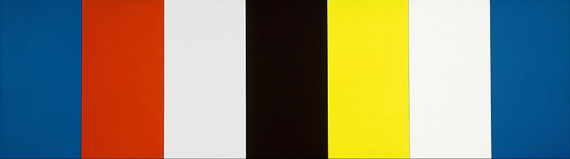 File:Ellsworth Kelly - Red Yellow Blue White and Black - Google Art Project.jpg
