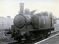 Elsenham railway station (1952) 01.jpg