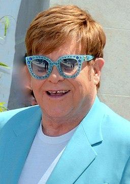 Elton John Cannes 2019