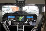 Embraer EMB-505 Phenom 300 cockpit.jpg