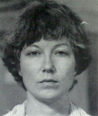 Symbionese Liberation Army - Emily Harris 1975 mugshot
