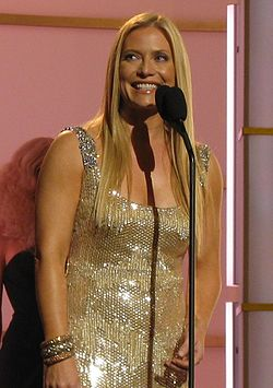 Emily Procter vid 2008 Fashion Rocks