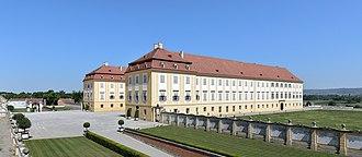 Engelhartstetten - Castle Schlosshof
