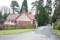 Entrance Drive to Barnacre Lodge - geograph.org.uk - 111889.jpg