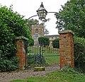 Entrance to St Michael Church, Cranoe - geograph.org.uk - 569330.jpg