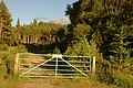 Entrance to forest walks at Littlemill - geograph.org.uk - 506267.jpg