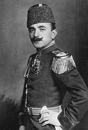 Enver Pasha - Image: Enver Pasha 1911