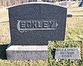 Ephraim R. Eckley Tombstone.JPG