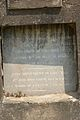 Epitaph Of Bonham Brook Faunce 1808-1840 - Dutch Cemetery - Chinsurah - Hooghly 2017-05-14 8466.JPG