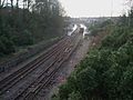 Epping station high southbound from road bridge.JPG